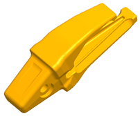 Adaptador Caterpillar Talla 40